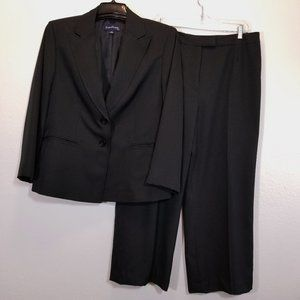 EVAN PICONE Womens Career Lined Pant Suit